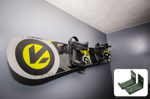 snowboard display mounts