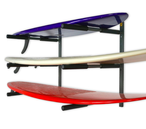 metal surfboard home storage rack multi