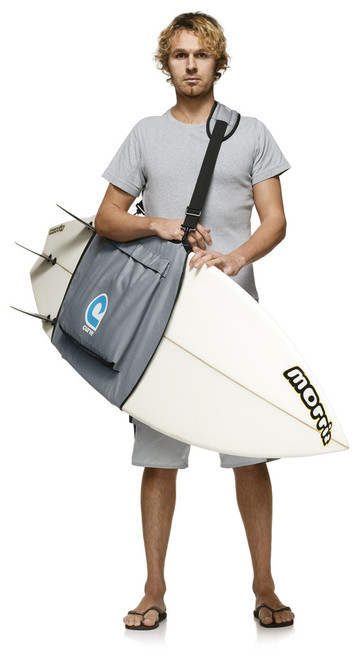 Shortboard surfboard shoulder bag board carrier