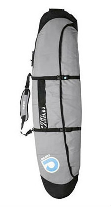 Longboard surfboard multi-board travel bag