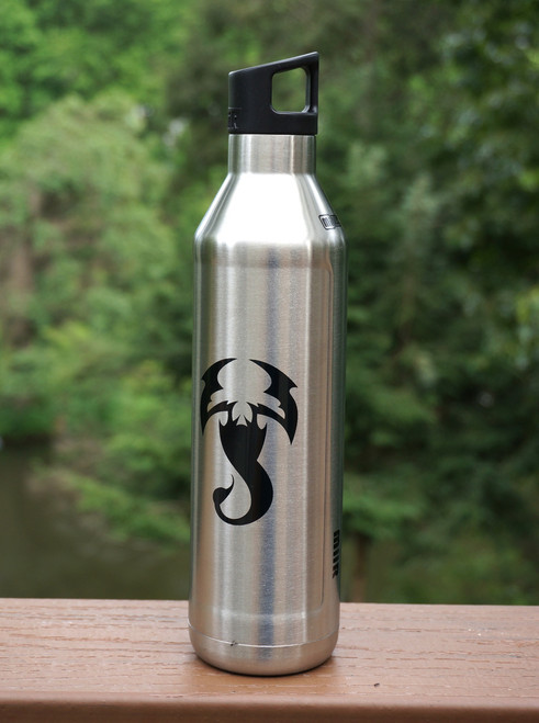 stainless steel miir 23oz bottle