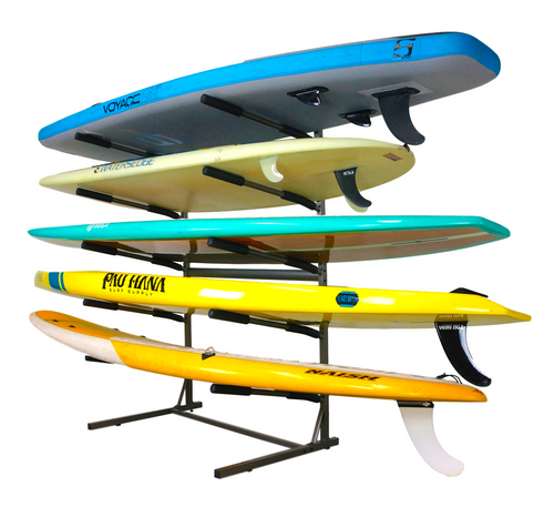 Clearance | Freestanding SUP Rack | Holds 5 Paddleboards | Demo