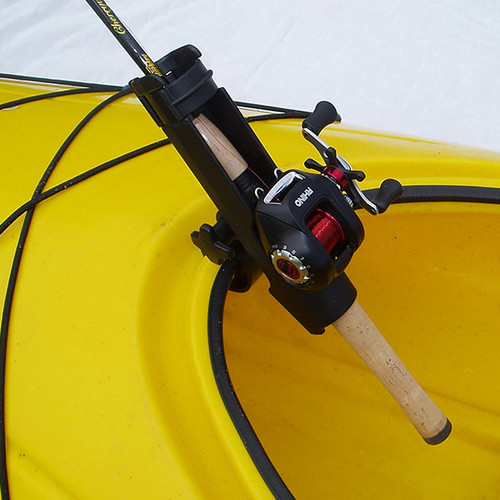 kayak fishing rod holder