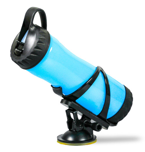 water bottle suction cage