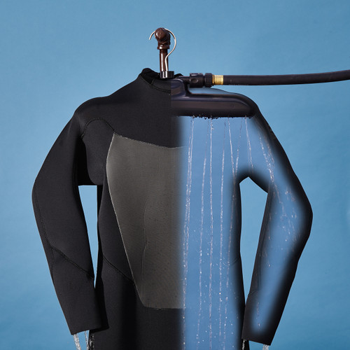 how to clean the inside of my wetsuit