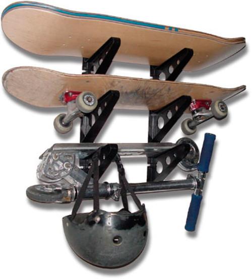 Skateboard Storage Rack