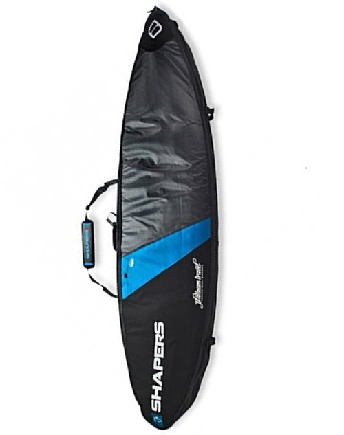 shapers single shortboard travel bag