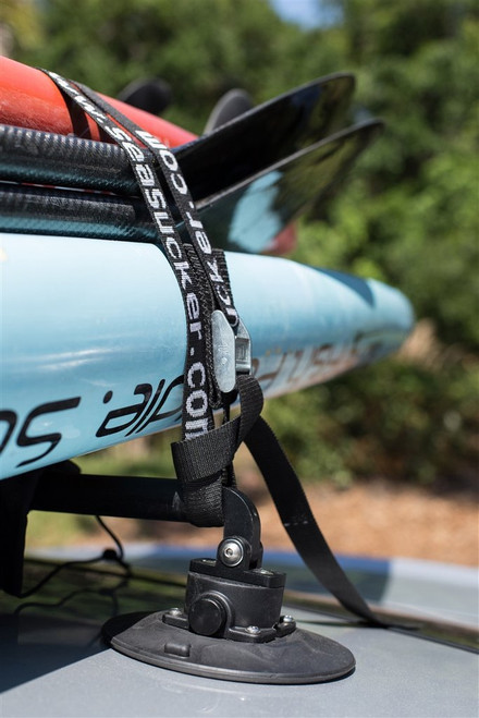suction mount SUP rack