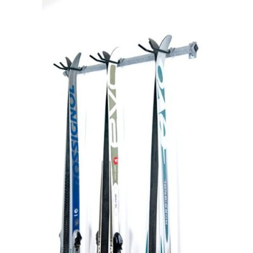 garage cross country ski rack