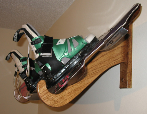 premium wakeboard wall rack