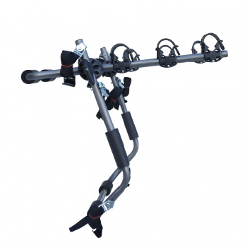 universal bike trunk rack 3 bikes