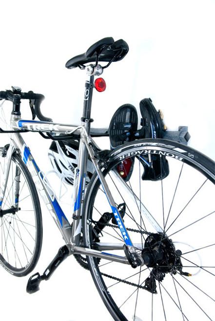 bike and gear storage rack