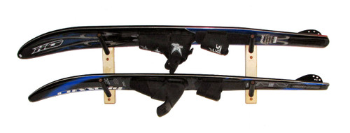 water ski storage rack 2 skis