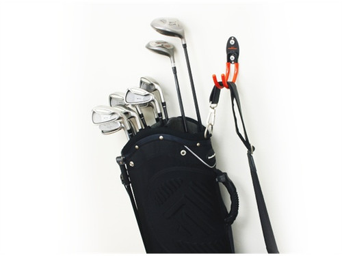 golf bag storage hook