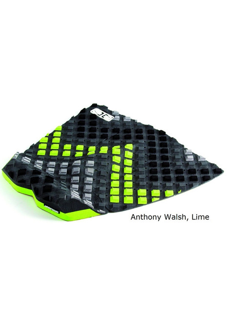 Anthony Walsh, Lime tail pad