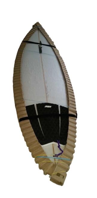 surfboard travel bag rail protector