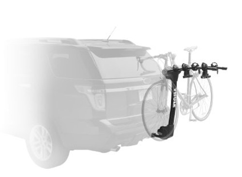Thule four bike hitch rack