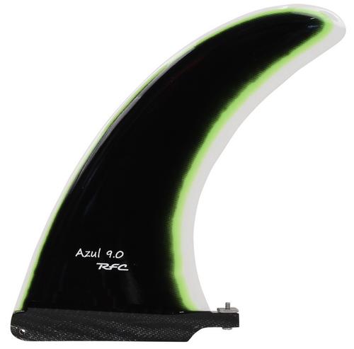 Rainbow Fin Company Costa Azul longboard surfboard fin in black