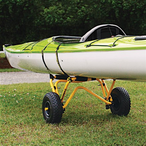 suspenz DLX airless kayak cart