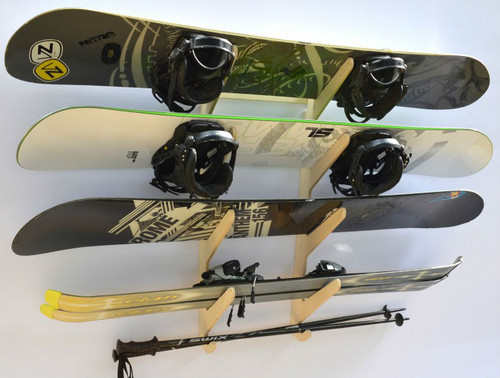 Snowboard Racks Snowboard Storage Car Racks Wall