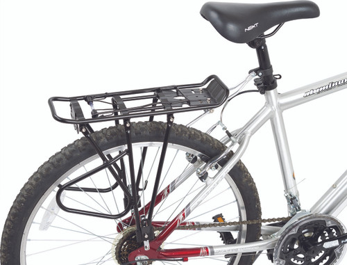 rear wheel bike rack | bag and pannier holder