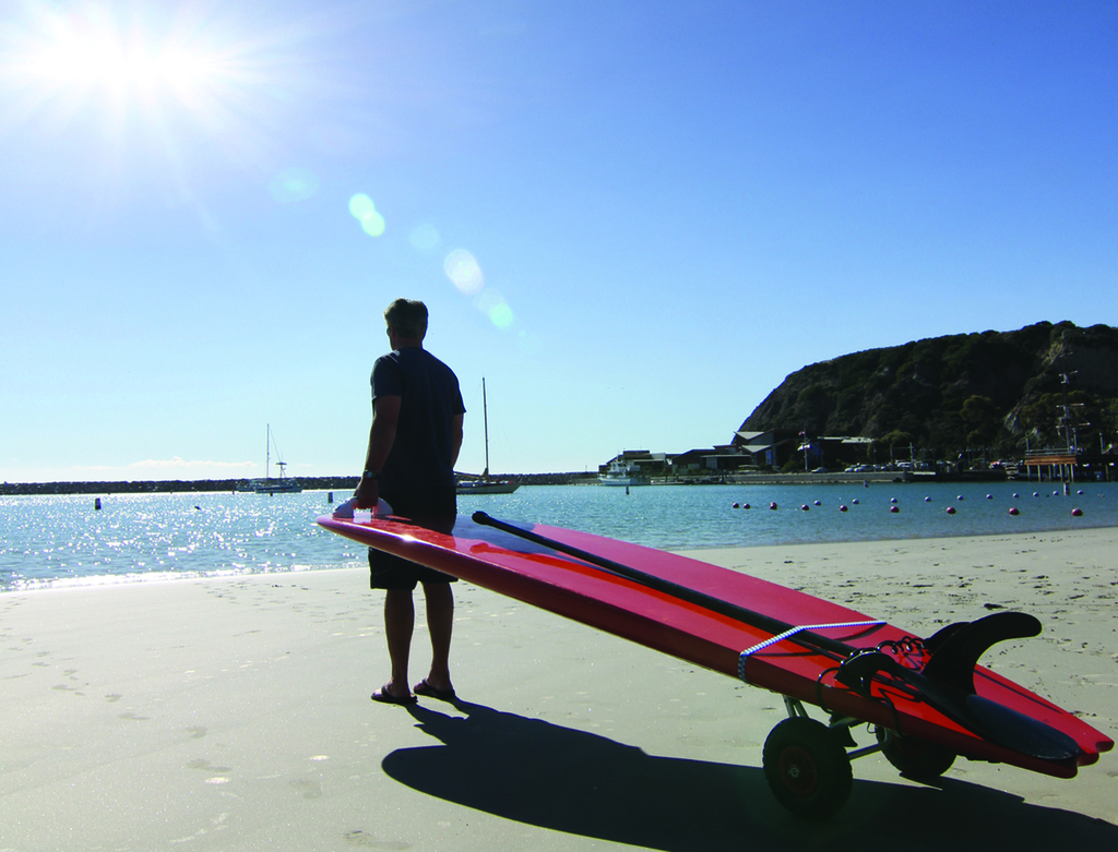 Stand Up Paddleboard Dolly Kit Storeyourboard Com