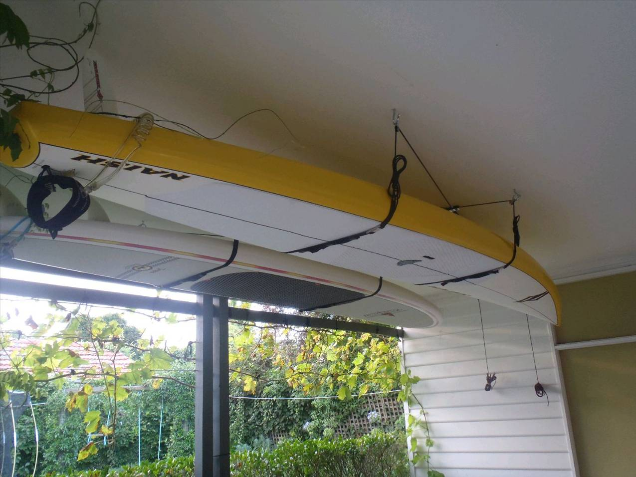 Sup Ceiling Hoist 4 Point Lift System Storeyourboard Com
