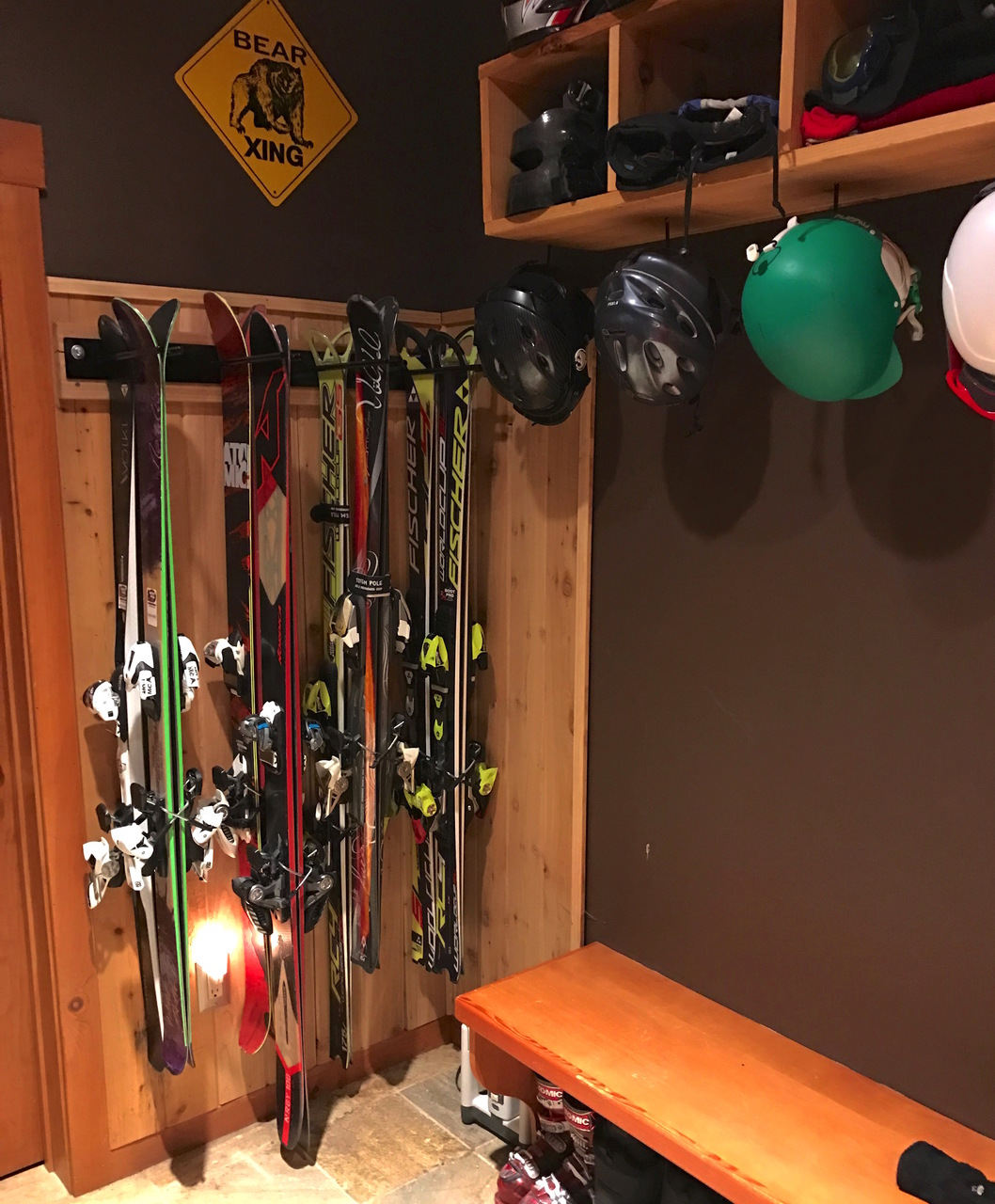 Home Utility Ski Rack Storeyourboard Com