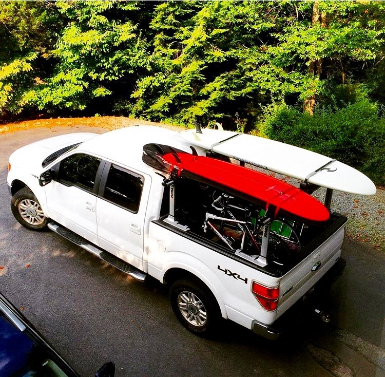 Surf Rack For Car >> Surf, SUP, and Kayak Rack | Thule Xsporter Pro - StoreYourBoard.com