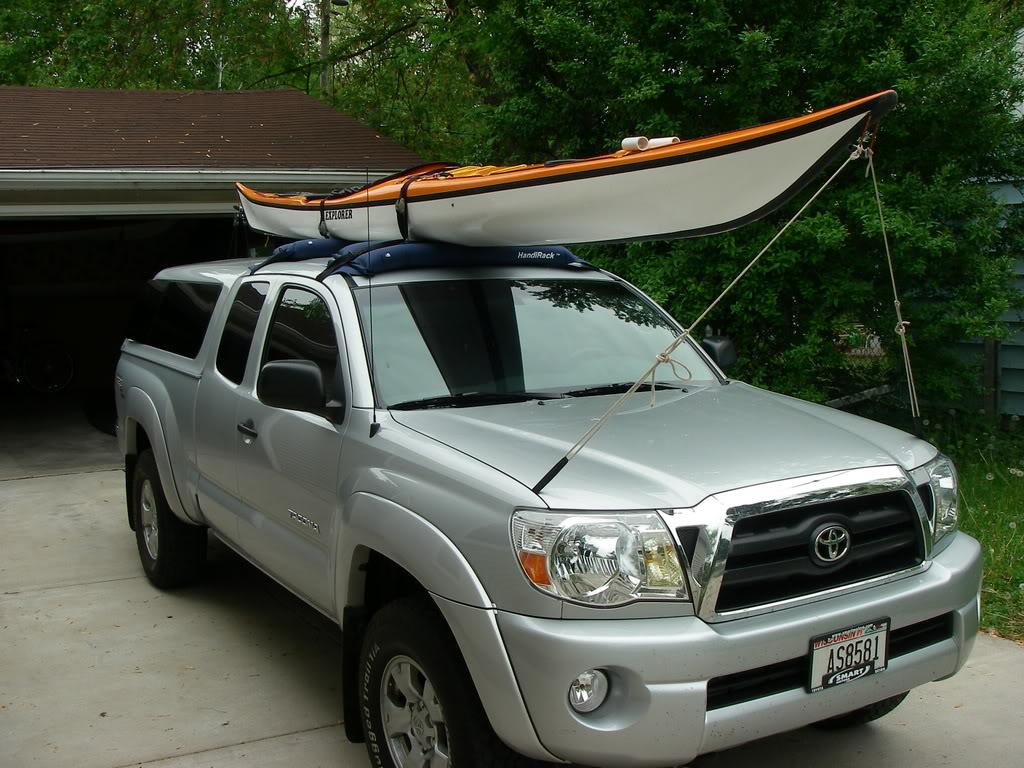 Inflatable Kayak Roof Rack Universal Soft Kayak Rack