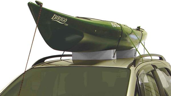 Soft Kayak Roof Rack Universal Kayak Carrier