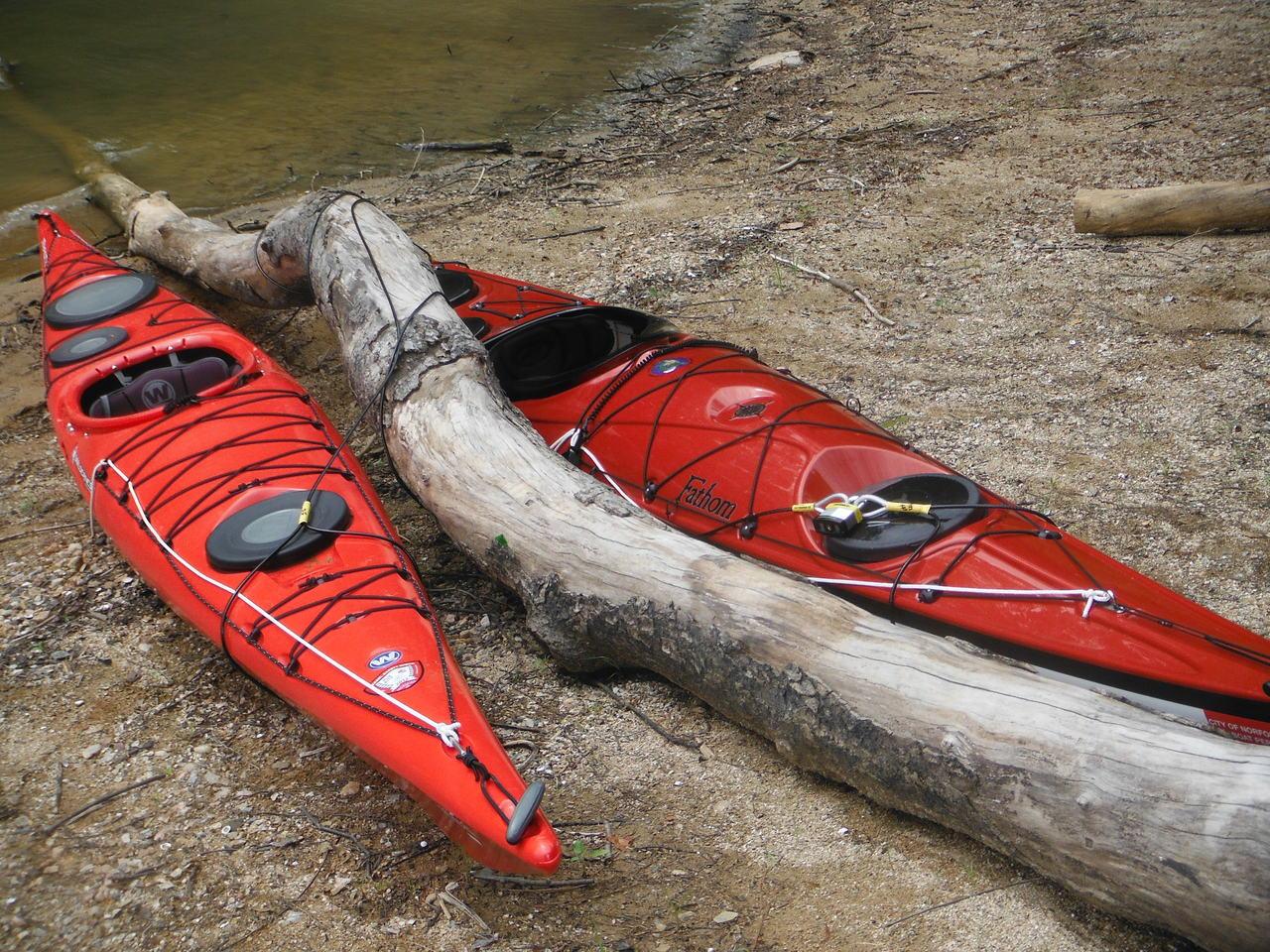 Universal Canoe Locking System Storeyourboard Com