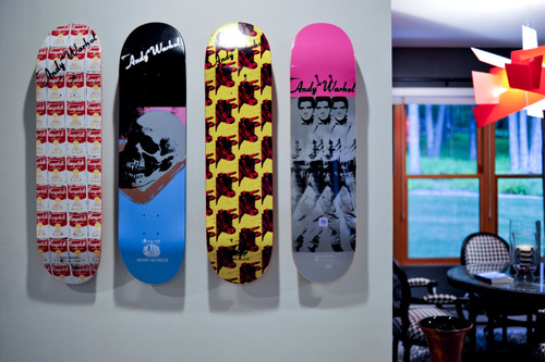 Skateboard Art Deck Display Mount Storeyourboard Com