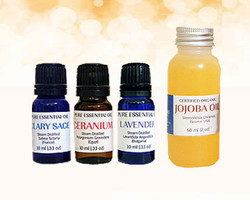 Natural Childbirth Essential Oil Bundle