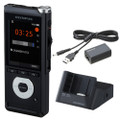 Olympus DS-2600CA Slideswitch Digital Voice Recorder with CR-21 Cradle and F-5AC Power Adapter