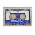VEC MC-30 Thirty Minute Microcassette Tape