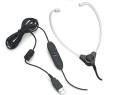 VEC SH-50USB Stethoscope Style Transcription Headset