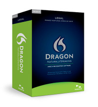 Dragon NaturallySpeaking 11.0 Legal Edition