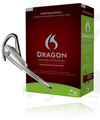 Dragon NaturallySpeaking 11 Professional with Bluetooth Headset