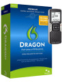 Dragon NaturallySpeaking 11.5 Premium with Philips Voice Recorder