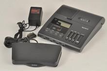 Sony BM-840 Professional Microcassette Transcriber