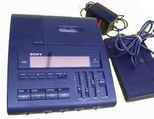 Sony BM-88T Standard Cassette Transcriber