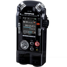Olympus LS-100 4GB Digital Music Recorder with XLR Inputs