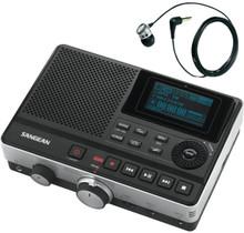 Sangean DAR-101 Digital MP3 Voice Recorder