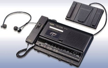 Sanyo TRC-6400 Microcassette Dictation and Transcription