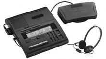 Sony BM-77 Standard Cassette Recorder Dictation Machine