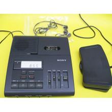 Sony BM-850 Microcassette Transcriber