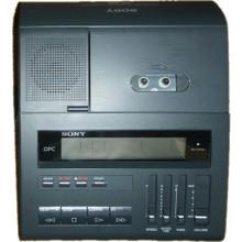 Sony BM-890 Microcassette Transcriber