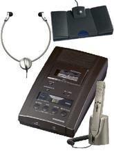 Grundig DT-3110C Microcassette Desktop Dictation and Transcription Machine