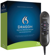 Dragon Medical Practice Edition 2 with PowerMic II